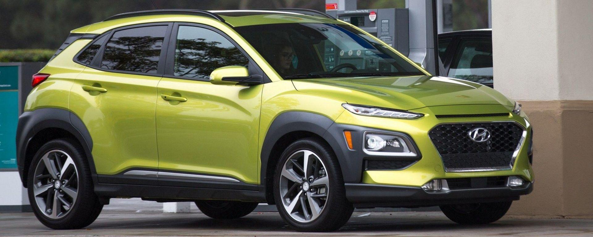 Hyundai: ora paghi dall'auto cibo, rifornimento e parcheggio