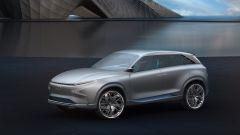 Hyundai FE Fuel Cell: un (altro) suv a idrogeno nel 2018 - Immagine: 10