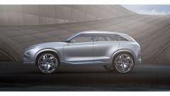 Hyundai FE Fuel Cell, il profilo