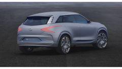 Hyundai FE Fuel Cell, inizialmente la produzione sarà di poche centinaia di unità