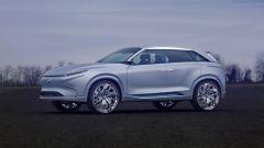 Hyundai FE Fuel Cell, un suv a idrogeno per il 2018
