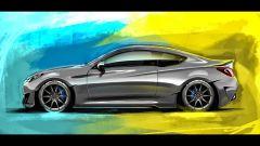Hyundai Genesis Coupé concept - Immagine: 2