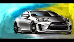 Hyundai Genesis Coupé concept - Immagine: 4