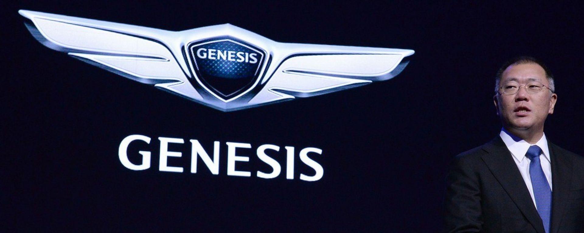 Hyundai: Genesis diventa un marchio