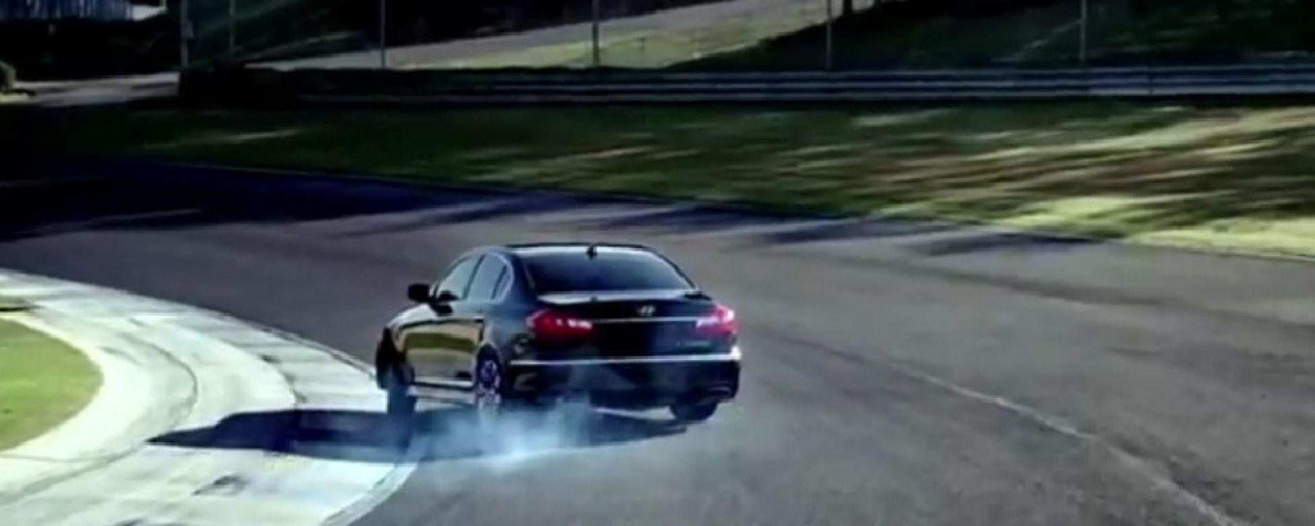 "Hyundai Genesis R-Spec ""Faster Acting"""