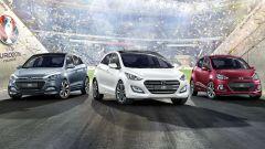 Hyundai Go! Edition: l'edizione limitata dedicata agli Europei di calcio - Immagine: 1