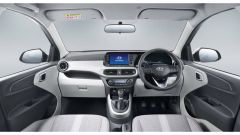 Hyundai Grand i10 Neos, gli interni