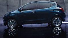 Hyundai Grand i10 Neos, vista laterale