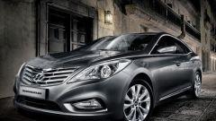 Hyundai Grandeur G5 - Immagine: 1