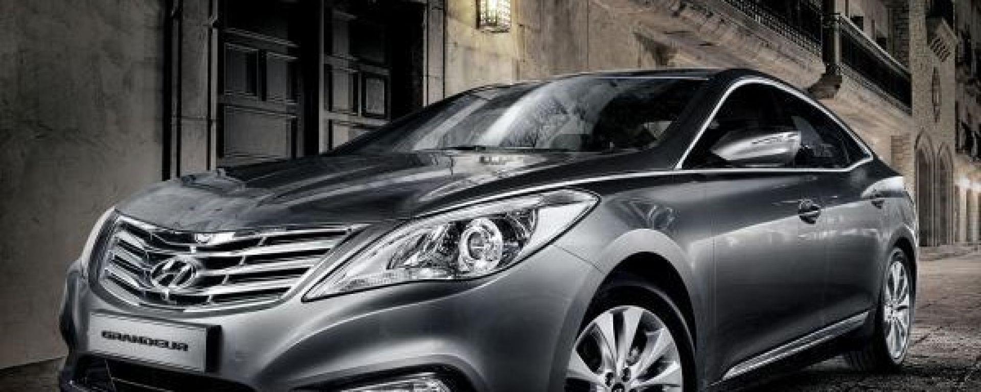 Hyundai Grandeur G5