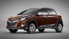 Hyundai HB20X - Immagine: 3