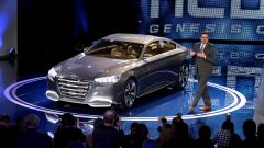 Hyundai HCD-14 Genesis Concept - Immagine: 28