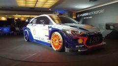 Nuova Hyundai i20 WRC 2017