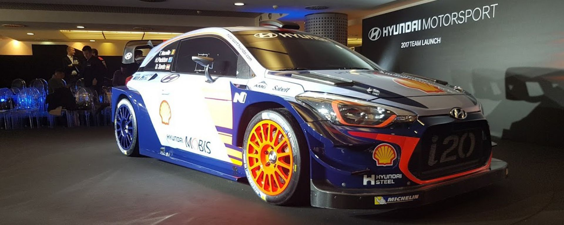 Hyundai i 20 WRC 2017