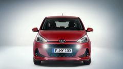 Hyundai i10 2017, le prime immagini del restyling