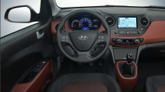 Hyundai i10 2017, negli interni spicca un infotainment da 7 pollici