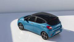 Hyundai i10 2020: tutti i suoi segreti in anteprima - Immagine: 9