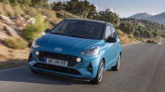 Hyundai i10 2020: tutti i suoi segreti in anteprima - Immagine: 11