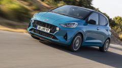 Hyundai i10 2020: dimensioni interni motori gpl prezzo