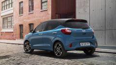 Hyundai i10 2020: tutti i suoi segreti in anteprima - Immagine: 17