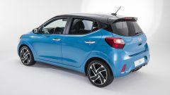 Hyundai i10 2020: tutti i suoi segreti in anteprima - Immagine: 34