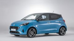 Hyundai i10 2020: tutti i suoi segreti in anteprima - Immagine: 35