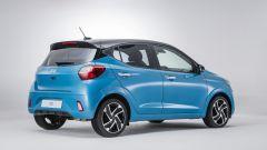 Hyundai i10 2020: tutti i suoi segreti in anteprima - Immagine: 36