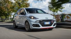 Hyundai i10 N Line 2021: il video
