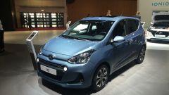 Hyundai i10 Salone di Parigi 2016