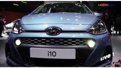 Hyundai i10, salone di Parigi 2016