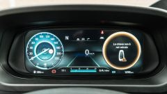 Hyundai i20 1.0 T-GDI 48V Hybrid Bose, il quadro strumenti digitale