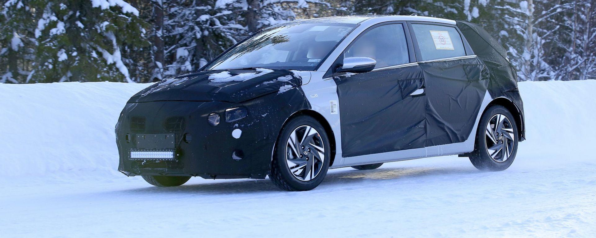 Hyundai i20 2020: copertina