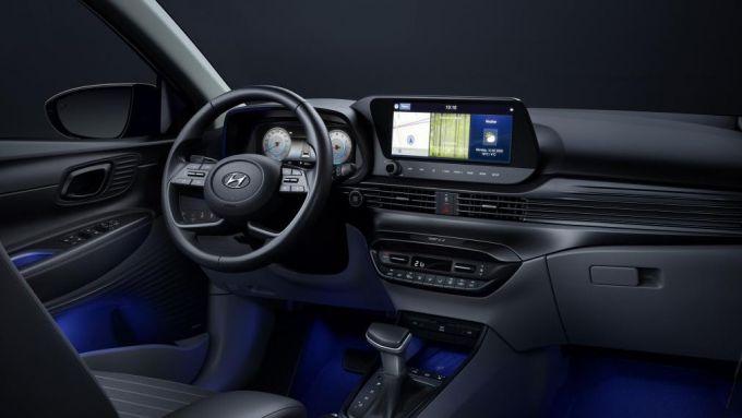 Hyundai i20 2020: gli interni