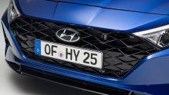 Hyundai i20 2020: la nuova griglia frontale