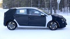 Hyundai i20 2020: laterale
