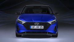 Hyundai i20 2020: visuale frontale