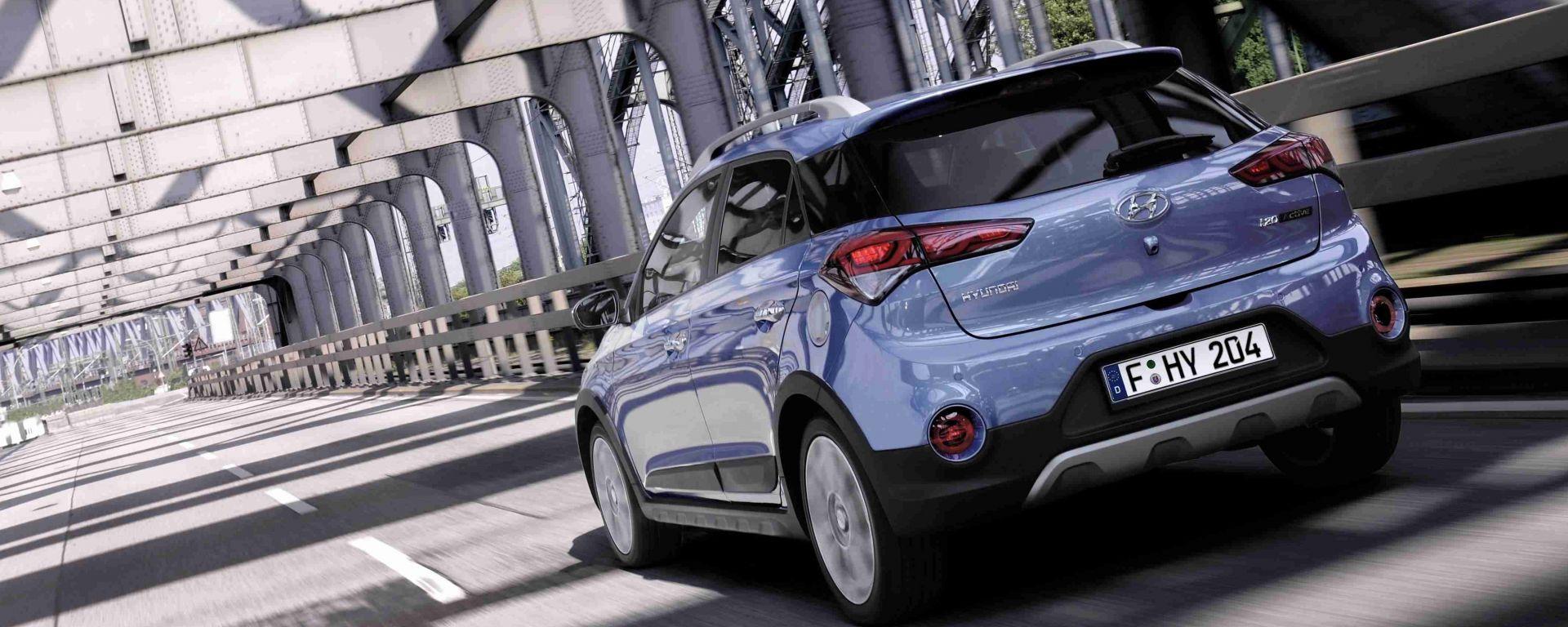 Hyundai i20 Active: in promozione con il nuovo 1.0 Turbo