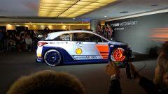 Hyundai i20 Coupè - la presentazione all'Autodromo di Monza