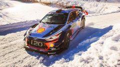 Hyundai i20 Coupè - Rally Montecarlo WRC 2017