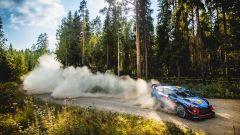Hyundai i20 coupé Wrc Plus - Rally di Finlandia 2018