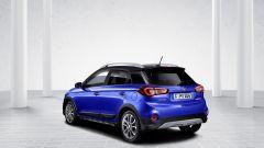 Hyundai i20 e i20 Active 2018: oltre al restyling c'è di più - Immagine: 6