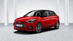 Hyundai i20 e i20 Active 2018: oltre al restyling c'è di più - Immagine: 8