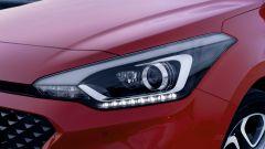 Hyundai i20 ha gli il controllo automatico degli abbaglianti