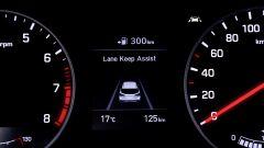 Hyundai i20 ha il mantenimento di corsia