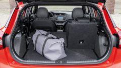 Hyundai i20: il bagagliaio