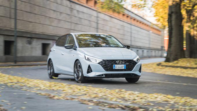 Hyundai i20: la nostra prova su strada della mild hybrid
