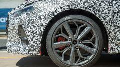 Hyundai i20 N: cerchi in lega leggera