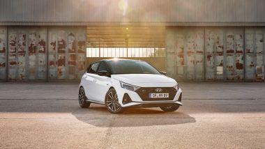 Hyundai i20 N Line: la nuova sportiva compatta coreana