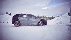 Hyundai i20 N: vista laterale