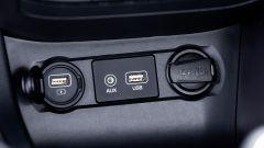 Hyundai i20: prese USB nella plancia